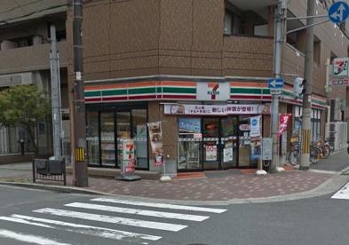 セブン−イレブン大阪靱本町3丁目店の画像1