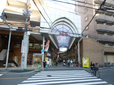 淡路本町商店街(イズミヤ等 西側入口)の画像1