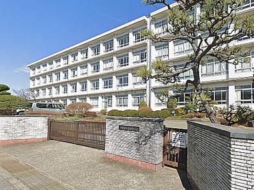 平塚市立金目中学校の画像1