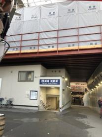阪急京都線・千里線 淡路駅(東口)の画像1