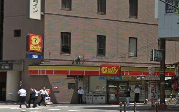 デイリーヤマザキ肥後橋駅前店の画像1