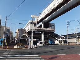 作草部駅の画像1