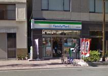 ファミリーマート 台東三筋店