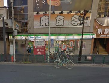 ファミリーマート・西浅草一丁目店の画像1