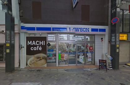 ローソン 台東浅草新仲見世通店の画像1