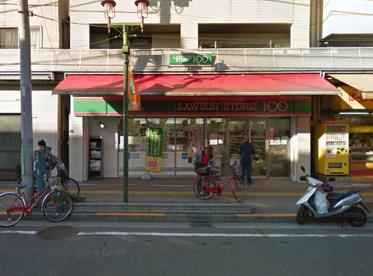 ローソンストア100 台東清川二丁目店の画像1
