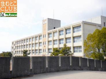 明石市立魚住東中学校の画像1