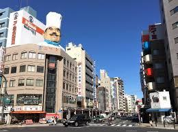 合羽橋道具街の画像