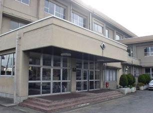 甲府市立南中学校の画像1