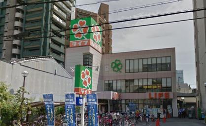 ライフ・四天王寺店の画像1
