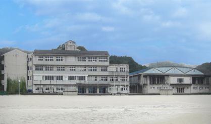 四條畷市立田原中学校の画像1