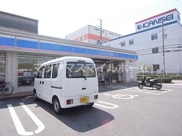 ローソン 大東太子田3丁目店の画像1