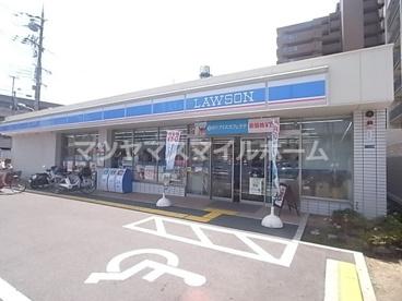 ローソン JR野崎駅北店の画像1