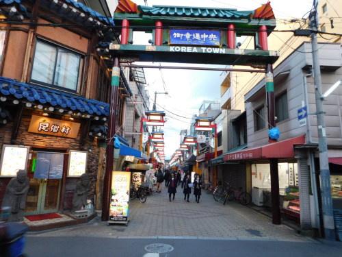 生野コリアンタウンの画像
