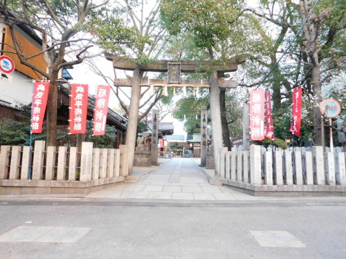 御幸森神社の画像