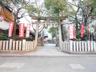 御幸森神社の画像1