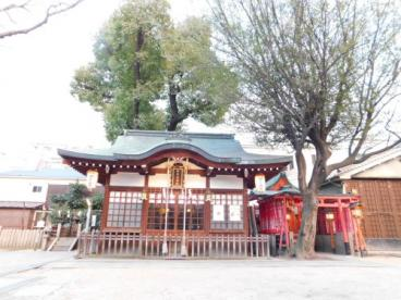 御幸森神社の画像2