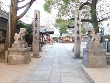 御幸森神社の画像3
