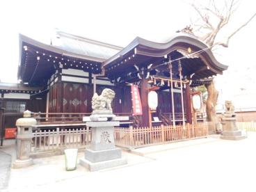 御幸森神社の画像4