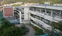 温品中学校