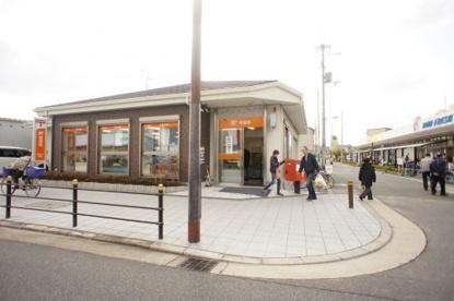 平野出戸郵便局の画像1
