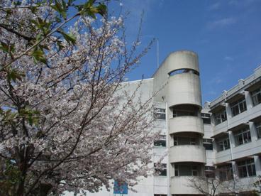 富田林市立喜志中学校の画像1