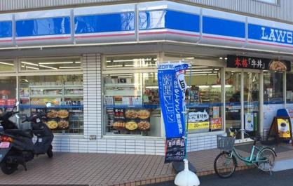 ローソン高井戸陸橋店の画像1