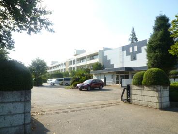 流山市立南部中学校の画像1