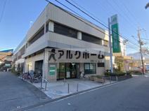 関西アーバン銀行 高安支店