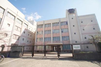 大阪市立 矢田中学校の画像2