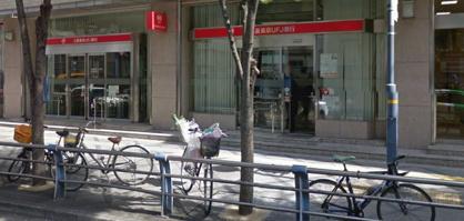 三菱東京UFJ銀行 梅田新道支店の画像1