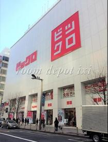 ビックロ ビックカメラ 新宿東口店の画像2