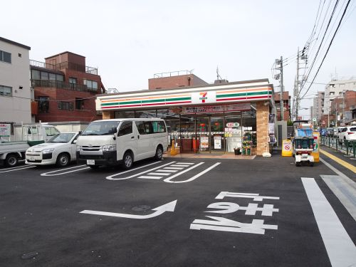 セブンイレブン 上野桜木2丁目店の画像