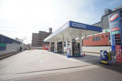 コスモ石油・セルフピュア平野瓜破SSの画像1