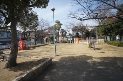 瓜破下池公園の画像1