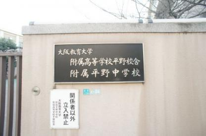 大阪教育大学附属平野中学校の画像2
