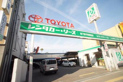 トヨタレンタリース新大阪地下鉄平野駅前店の画像1