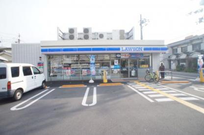 ローソン 東住吉照ケ丘店の画像1