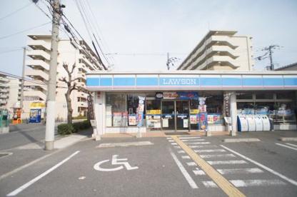 ローソン 矢田一丁目店の画像1