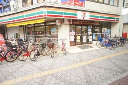 セブンーイレブン大阪平野駅前店の画像1