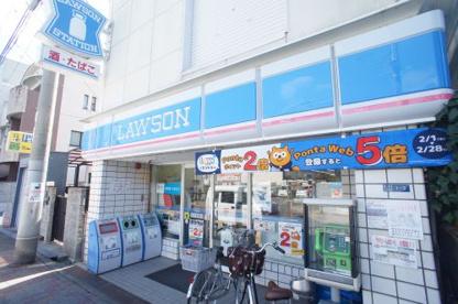 ローソン 針中野店の画像1