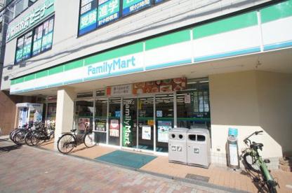 ファミリーマート針中野駅前店の画像1