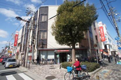 三菱UFJ銀行 針中野支店の画像1