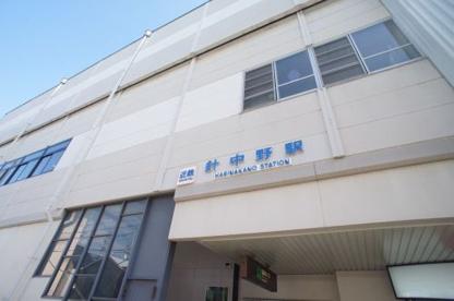 針中野駅の画像1