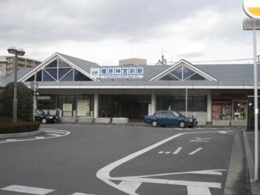 橿原神宮前駅の画像1