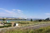 淀川河川公園太子橋地区