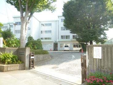 流山市立常盤松中学校の画像1