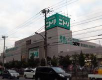 ニトリ 南砂店