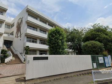 秦野市立鶴巻中学校の画像1