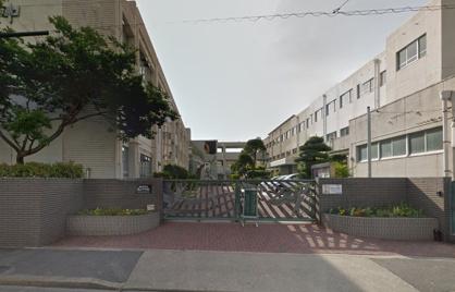 名古屋市立 城山中学校の画像1
